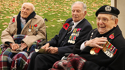 WWI-veterans