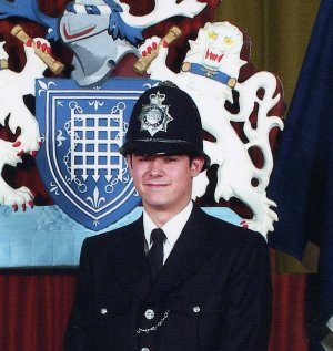 Innocent Victim & Good Guy PC Daniel Coffill